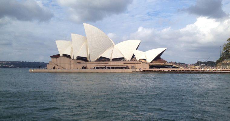 Road trip part 2 : Sydney-Brisbane