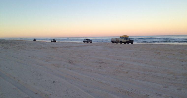 Coup de cœur du Queensland : Fraser Island