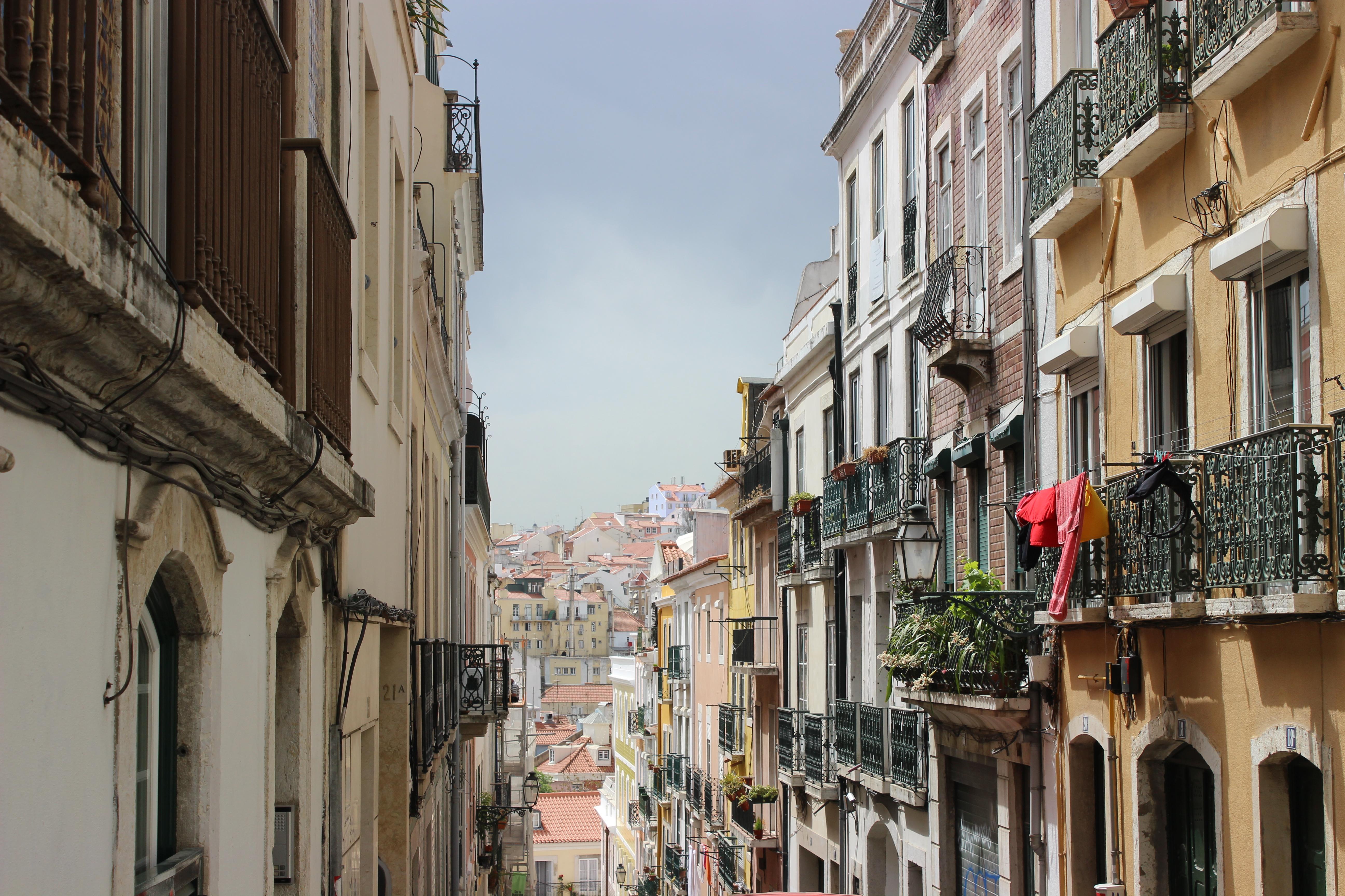 Lisbonne #1 : Belém, tram 28 et porto with a view !
