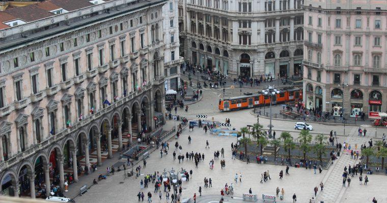 MILAN #2 : Château des Sforza, Duomo et Quadrilatero della Moda