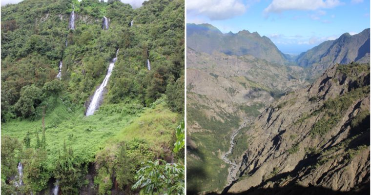 La Réunion #1 : Salazie VS Cilaos