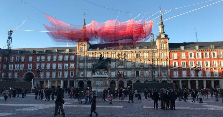 MADRID #1 : Almudena, Plaza Mayor et Puerta del Sol