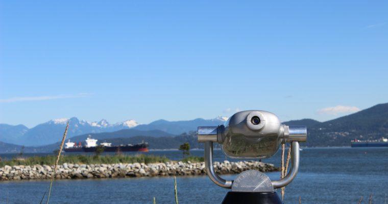 Vancouver #1 : Jericho, Kitsilano, Granville Island