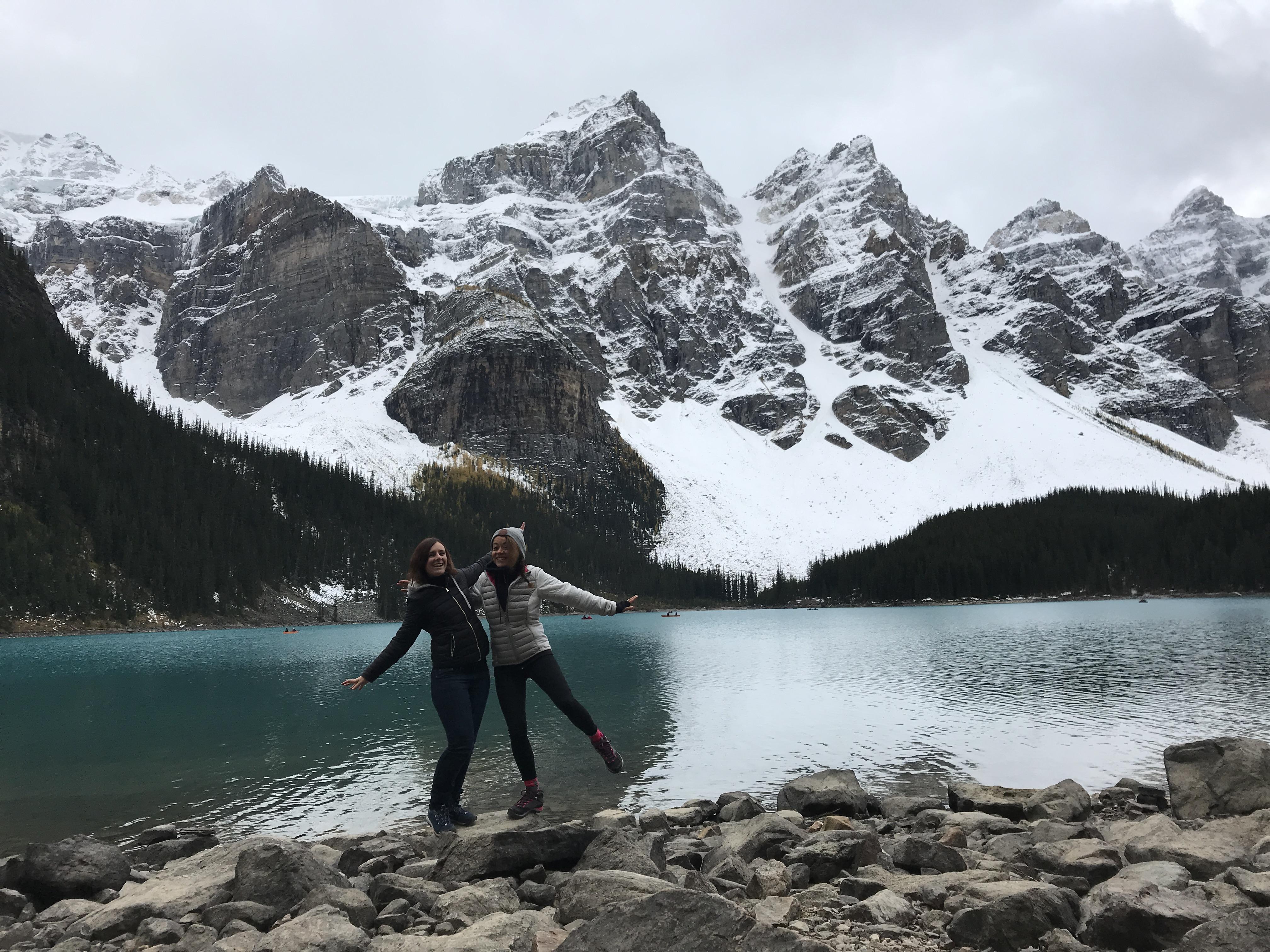 LES ROCHEUSES #1 : Le parc national de Banff