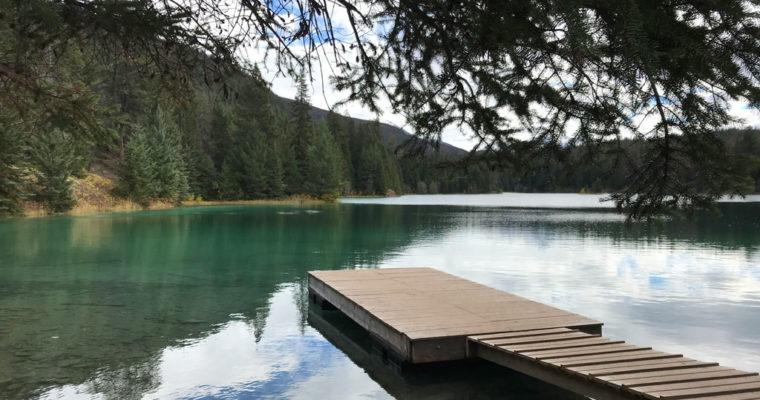 Les Rocheuses #2 : le parc national de Jasper