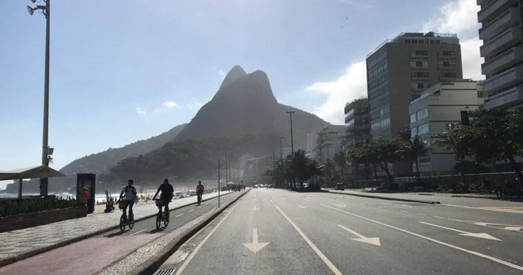 BRÉSIL #1 : Bem vindo ao Rio de Janeiro !