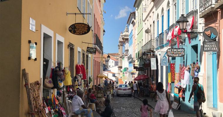 BRÉSIL #3 : Salvador da Bahia