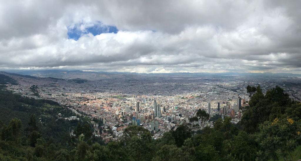 Premiers pas à Bogota