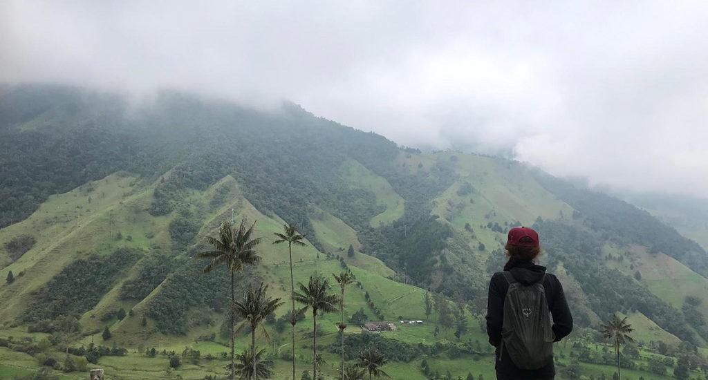 Rando dans la Vallée de Cocora