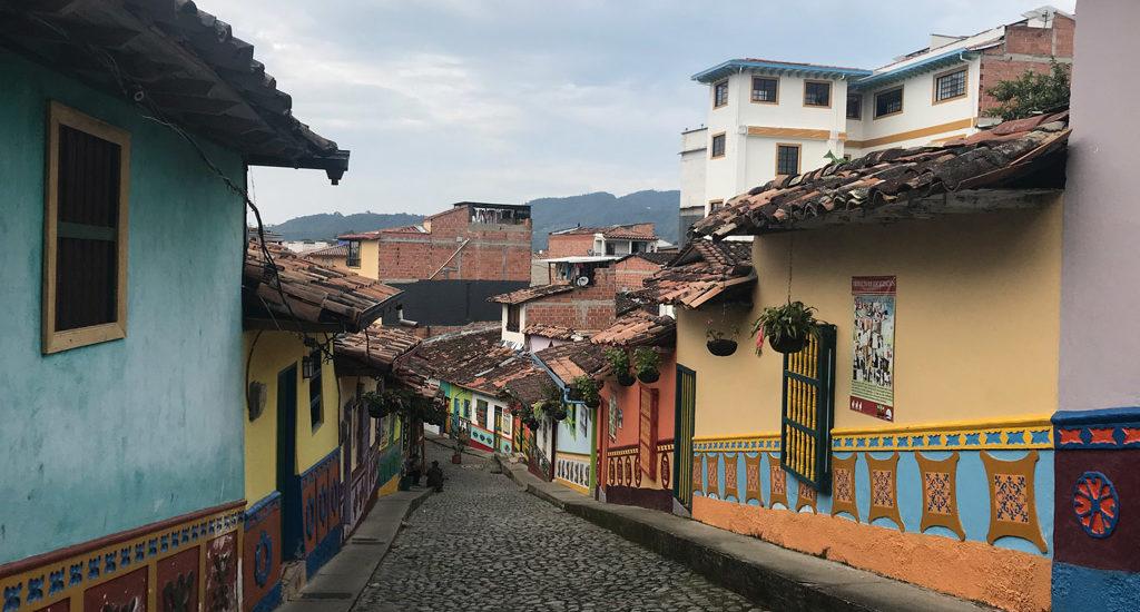 Citybreak près de Medellin : Guatapé