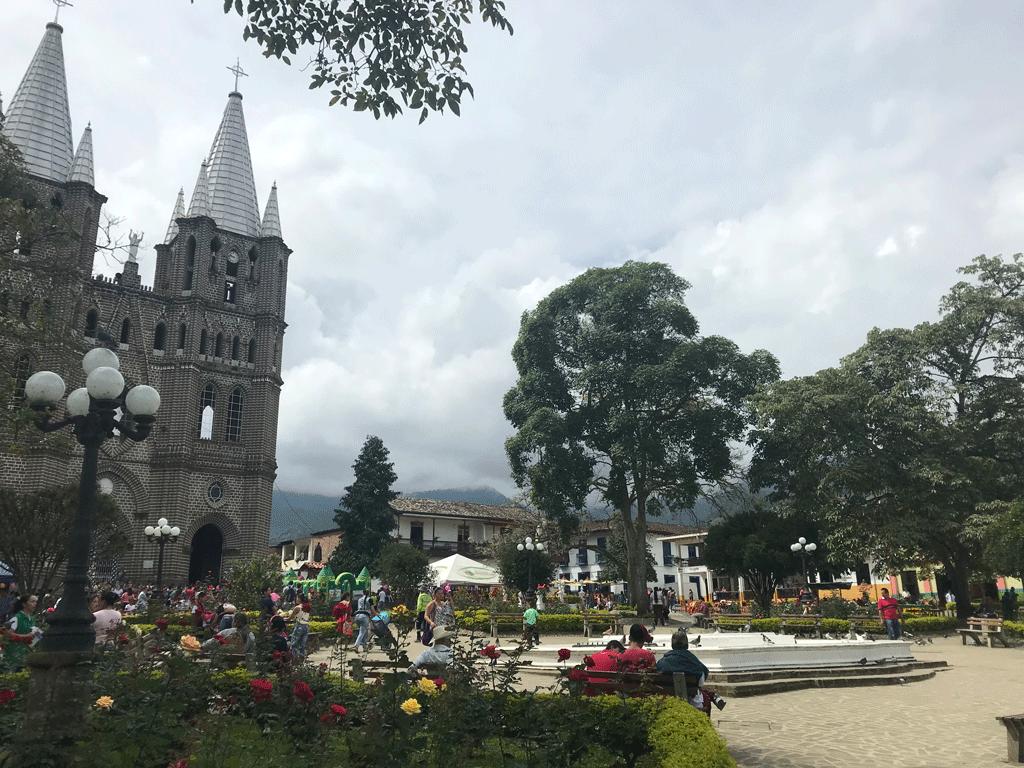 5 escapades dans des villages près de Medellin