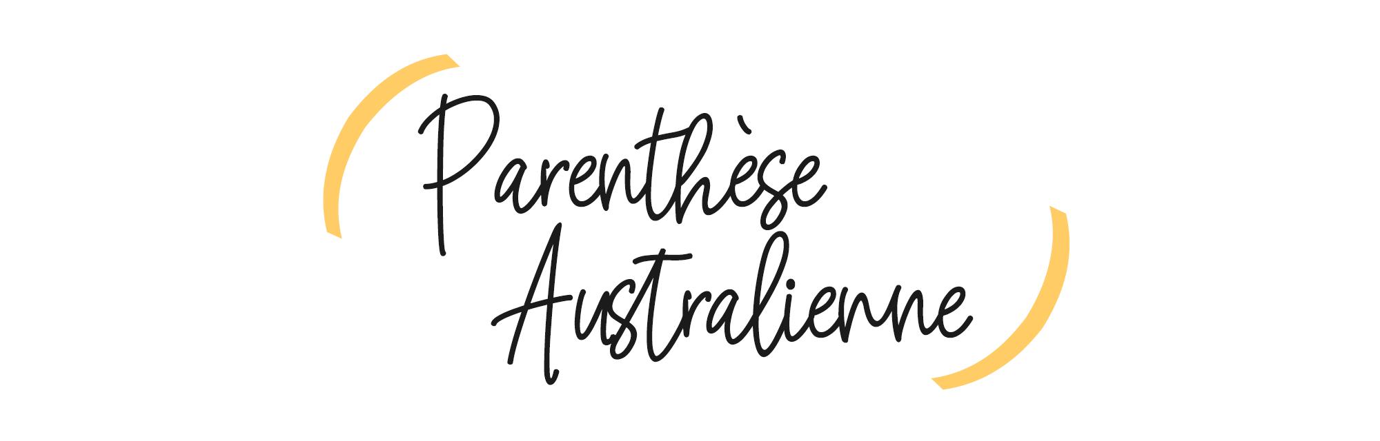 Parenthèse australienne